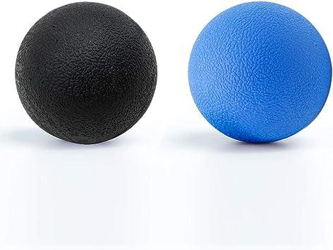 Pelota de masaje y pelota de masaje para yoga, mejor bola de punto ...