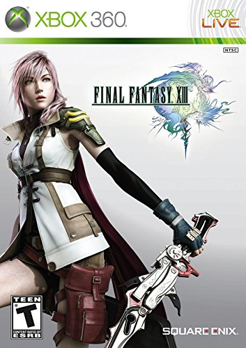 Final Fantasy XIII: Platinum Hits (Xbox One Best Price Canada)