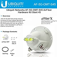 Ubiquiti 5GHz airfiber OMT RD Conversion Kit, Slant 45 AF-5G-OMT-S45-US