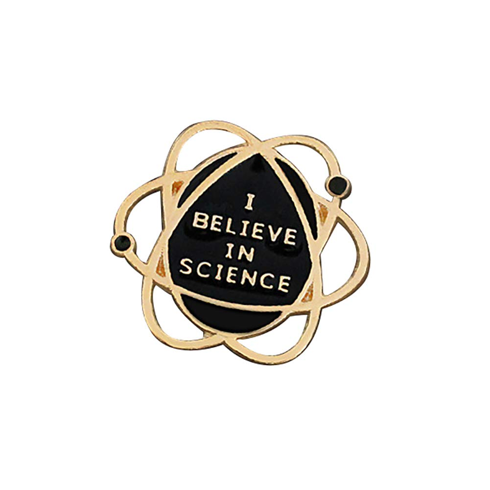 Bangle009 Big Promotion Funny Space Cosmos Planet Path Letters Print Fan Jacket Brooch Pin Kids Gift Golden