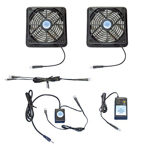plasma tv cooling fans - 2