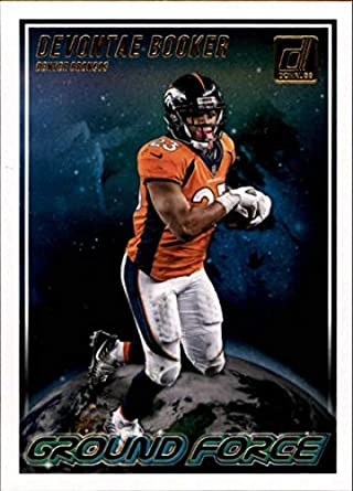 GROUND FORCE 2018 Panini Donruss Football COMPLETE YOUR SET PICK YOUR CARD