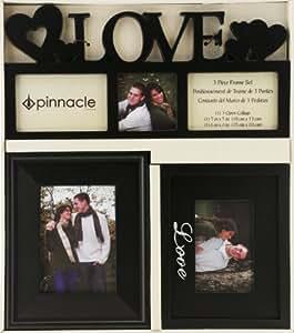 Pinnacle 3-Piece Love Frame Set