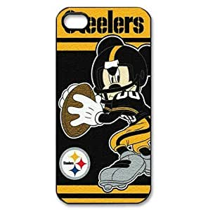 iPhone 6 4.7 protector Pittsburgh Steelers pattern iPhone 6 4.7 5 Fitted Case WANGJING JINDA