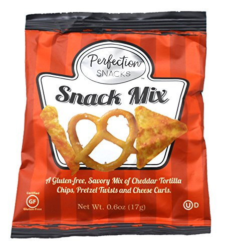 Perfection Snacks Original Snack Mix (22 count / 0.6oz On the Go Bags)