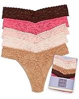 Hanky Panky Women's Signature Lace 5 Original Rise Thongs
