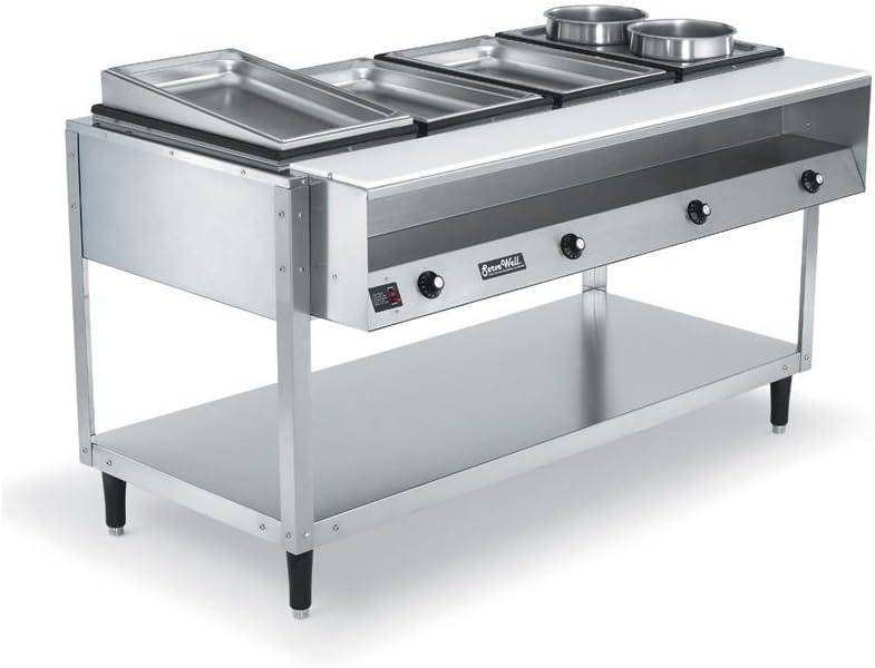 Vollrath Servewell 4-Well Hot Food Table