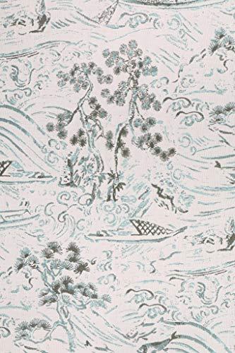 - Sunbrella Kasumi FF145351-0002 Solution Dyed Acrylic Outdoor Fabric in Jade