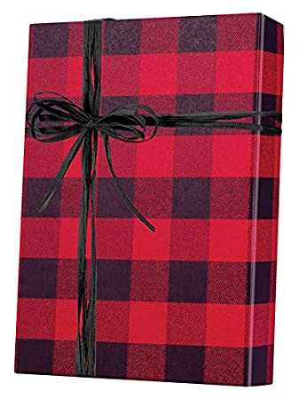 Amazon.com: Rollo de papel de regalo de Navidad, 2.0 x 10.0 ...