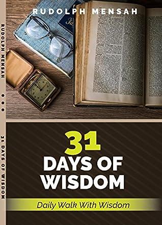 31 Days of Wisdom