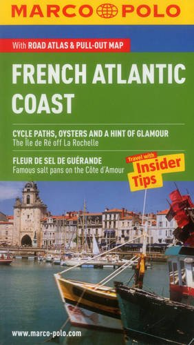 French Atlantic Coast Marco Polo Guide (Marco Polo Guides)