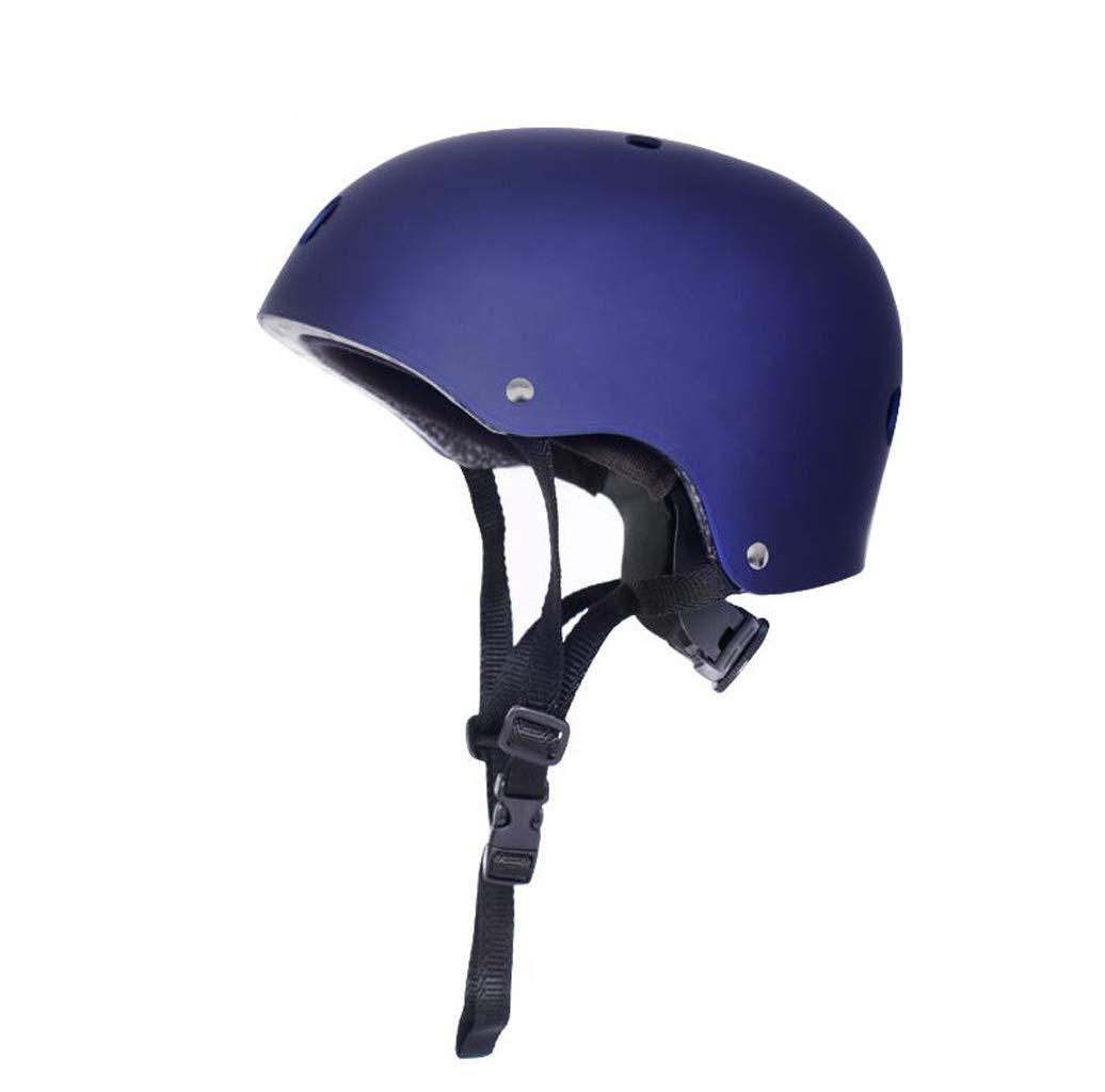 JBHURF Roller Skating Helm Fahrradhelm Skateboard Kind Erwachsene Einstellbare Skateboard Fahrradhelm Sporthelm ccd063