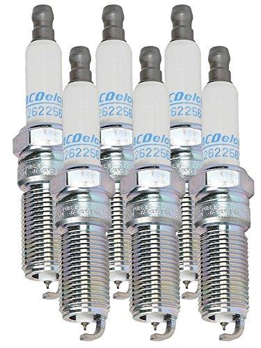 - ACDelco 41-109 Professional Iridium Spark Plug (6 Pack)