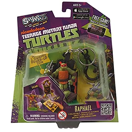 Amazon.com: Swappz teenage mutant ninja turtles Raphael 1 ...