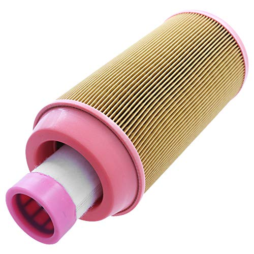 Inner & Outer Air Filter Kit for Kubota ZD323 ZD326 ZD331 Zero Turn Lawn Mowers Replace# K3181-82250 & K3181-82240