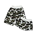 Set Of Two Cheap Casual Shorts/Couple Beach Pants/Athletics Shorts