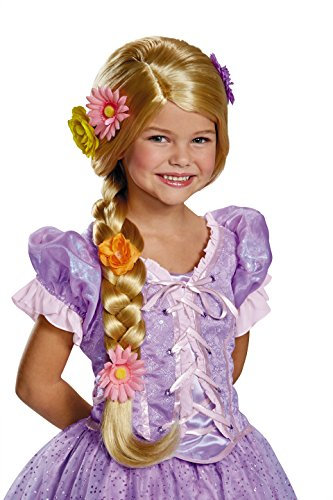 Rapunzel Disney Princess Tangled Prestige Child Wig (Disney Duo Costumes)