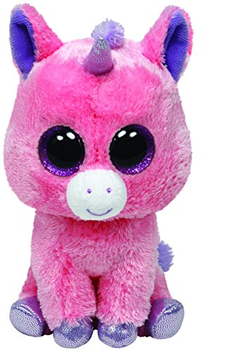 Amazon.com  Ty Beanie Boos Magic Plush - Pink Unicorn  Toys   Games c6db8fca1ba