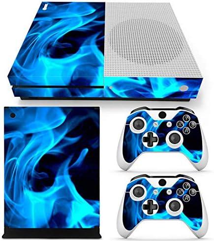 Vinilo Adhesivo para Consola Xbox One Slim y 2 Controladores ...