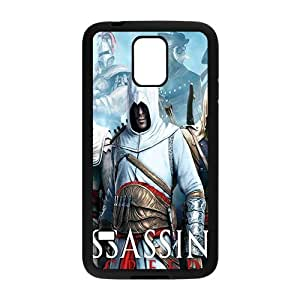 Happy Assassin's creed rogue Case Cover For samsung galaxy S5 Case