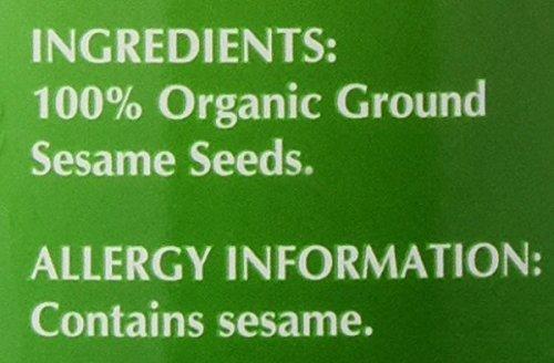 Baron's USDA Organic Tahini - Pure Ground Sesame Kosher 16-ounce Jars (Pack of 2) by Baron's (Image #5)