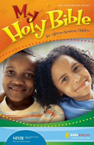 Search : NIV, My Holy Bible for African-American Children, Large Print, Hardcover