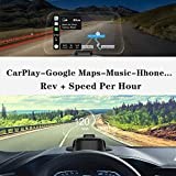 HUD Product For Apple CarPlay, Android