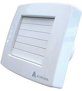 aurora asm100 plus aspiratore da bagno con griglia automatica