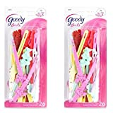 Best Barrettes For Toddlers - Goody - Girls Sassy Self Hinge Hair Barrettes Review
