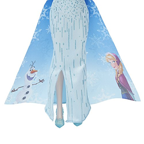 Disney Frozen Elsa's Magical Story Cape Doll