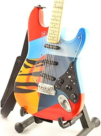 Mini Guitars – Guitarra Replica Fender Stratocaster Crash 3 Eric ...