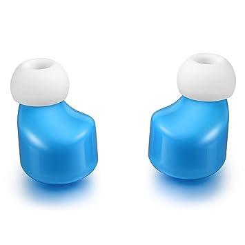 Gemelos inalámbrica Bluetooth auriculares, bescita Mini Twins Bluetooth auriculares True Auriculares inalámbricos Auriculares estéreo in