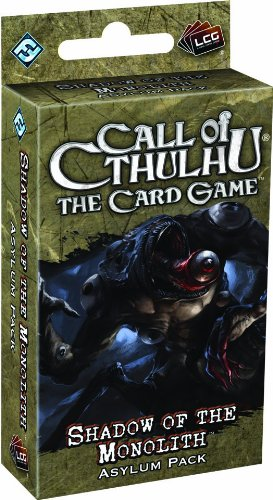 Call Of Cthulhu Lcg: Shadow Of The Monolith Asylum Pack (living Card Game)