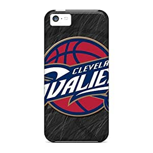 Protection Case For Iphone 5C Cover For Iphone(cleveland Cavaliers)