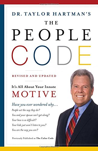 Cover image of The People Code by Taylor Hartman