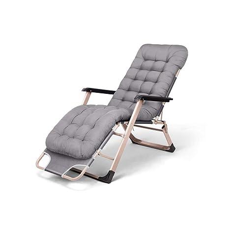 AJZXHEIdea Simple Sillas Plegables, sillones reclinables ...