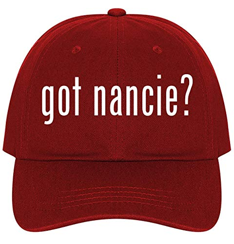 got Nancie? - A Nice Comfortable Adjustable Dad Hat Cap, Red, One Size ()