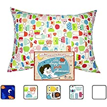 Little Sleepy Head Youth Pillowcase - 16 X 22 - 100% Cotton - Made in USA (Purses)