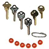 MSPowerstrange Professional 6 Key Depth Key Set (KW1, KW11, SC1, SC4, M1, M10)
