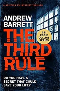 The Third Rule by Andrew Barrett ebook deal
