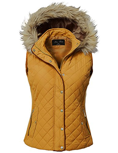 Quilted Winter Vest - 7