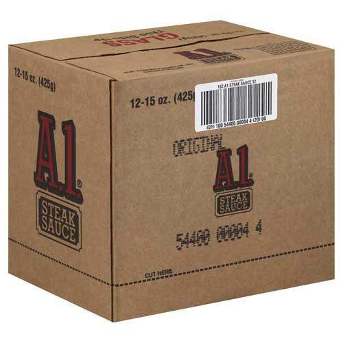 A1 Steak Sauce,15 Ounce --12 Per Case by A1