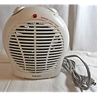 New Impress 1500-watt Space Heater with a Quiet Fan and Adjustable Thermostat by DASS
