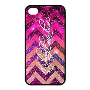 Pretty Little Liars Custom TPU Cover For Iphone 4 4s