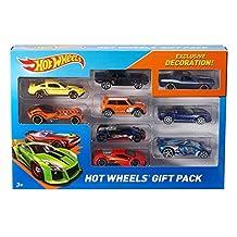 Hot Wheels 9-Car Gift Pack (Styles May Vary)