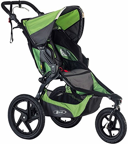 - BOB 2017 Revolution PRO Jogging Stroller, Meadow