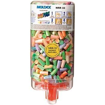 MOLDEX 6645 Sparkplugs Plug station, Earplug Dispenser (Pack of 500)
