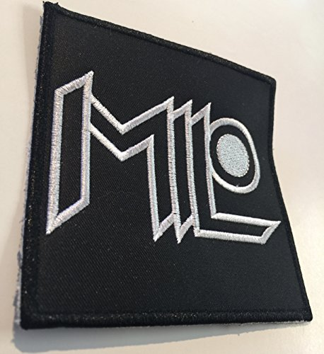 Milo Yiannopoulos Black Patch Dangerous 4X4 Inches Protests Rally Usa Milo Rare