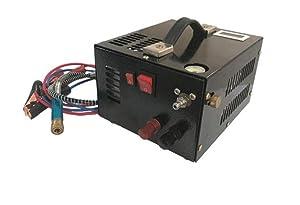 12V portable pcp air compressor with transformer