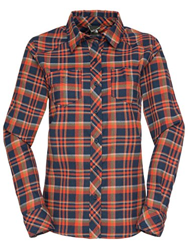 The North Face Camisa Fennel Woven Naranja
